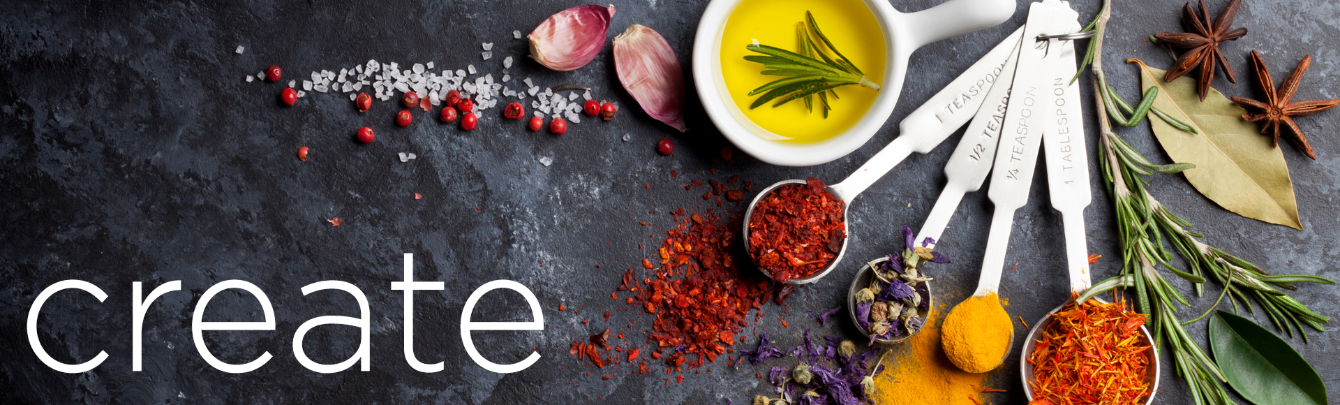 Create your Recipes on MySousChef
